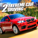Extreme Car Driving 2 2.0 (MOD, unlimited money)
