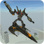 Future Robot Fighter 1.4  (MOD, unlimited money)