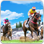 Horse Racing  : Derby Horse Racing game 1.0.8 (MOD, unlimited money)