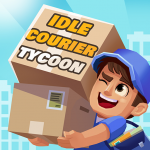 Idle Courier Tycoon – 3D Business Manager 1.11.1 (MOD, unlimited money)