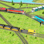 Indian Train City 2019 – Oil Trains Game Driving 4 (MOD, unlimited money)