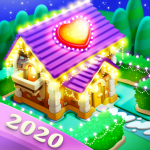 Jewel Witch — Magical Blast Free Puzzle Game 8.7.6 (MOD, unlimited money)