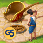 Jewels of Rome: Match gems to restore the city  (MOD, unlimited money) 1.19.1901