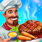 Kitchen Madness – Restaurant Chef Cooking Game 1.23 (MOD, unlimited money)