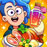 Potion Punch 2: Fantasy Cooking Adventures 1.8.1    (MOD, unlimited money)