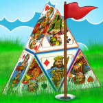 Pyramid Golf Solitaire (MOD, unlimited money) 5.1.2046