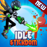 Stickdom Idle: Taptap Titan Clicker Heroes 0.2.2 (MOD, unlimited money)