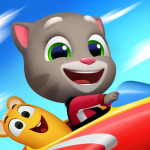 Talking Tom Sky Run: The Fun New Flying Game 1.2.0.1340 (MOD, unlimited money)