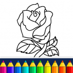 Valentines love coloring book 15.3.8 (MOD, unlimited money)