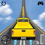 4X4 Jeep stunt drive 2019 : impossible game fun 1.0.5 (MOD, unlimited money)
