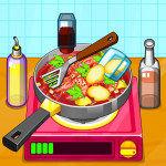 Cooking Thai Food 1.2 (MOD, unlimited money)