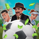Idle Soccer Tycoon  4.0.2  (MOD, unlimited money)