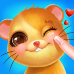🐰🦊Pet Care Salon – Feed & Clean & Dressup 1.9.5026 (MOD, unlimited money)