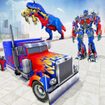 Police Truck Robot Game – Transforming Robot Games 1.2.7 (MOD, unlimited money)
