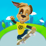 Pooches: Skateboard 1.2.2 (MOD, unlimited money)