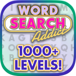 Word Search Addict – Word Search Puzzle Free 1.132  (MOD, unlimited money)