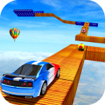 Crazy Car Impossible Track Racing Simulator 2 1.1 (MOD, unlimited money)