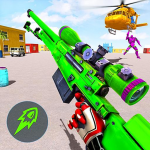 Fps Robot Shooting Games – Counter Terrorist Game 2.0 (MOD, unlimited money)