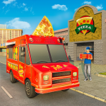 Pizza Delivery Van Driving Simulator 1.1.3 (MOD, unlimited money)