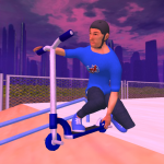 Scooter Freestyle Extreme 3D 1.70 MOD APK