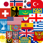 Flags of the World & Emblems of Countries: Quiz 2.16 MOD APK
