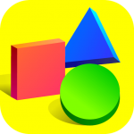 Learn shapes and colors for toddlers kids 1.3.1 MOD APK