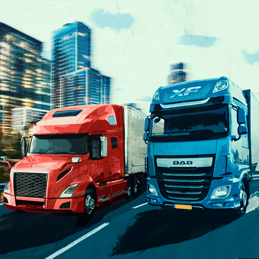 Virtual Truck Manager – Tycoon trucking company 1.1.56  MOD APK