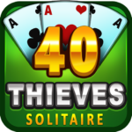 FORTY THIEVES SOLITAIRE 1.25 MOD APK