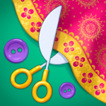 Fashion Dress up games for girls. Sewing clothes 8.0.7 MOD APK