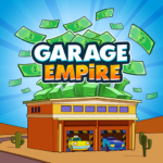 Garage Empire – Idle Building Tycoon & Racing Game 1.9.6 MOD APK