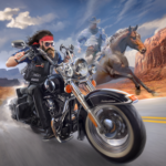 Outlaw Riders: War of Bikers 0.2.3 MOD APK