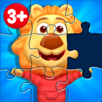 Puzzle Kids – Animals Shapes and Jigsaw Puzzles 1.5.4 MOD APK