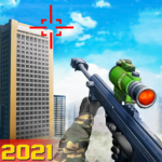 Ruthless Sniper Shooter: New Shooting Games 2021 1.3 MOD APK