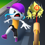 Save the Town – Free Car Shooting & Battle Game 36 MOD APK