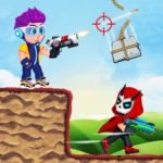 Mr Shooter Puzzle New Game 2021 – Shooting Games 1.47 MOD APK