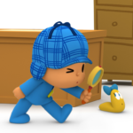Pocoyo and the Mystery of the Hidden Objects  MOD APK