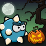 Spike ball: stop the zombie and evil spirits  MOD APK 2.4