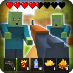 Zombie Craft Survival 3D: Free Shooting Game  MOD APK