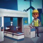 Factory Tycoon : Idle Clicker Game  MOD APK0.6