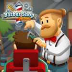 Idle Barber Shop Tycoon – Business Management Game  MOD APK