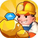 Gold Miner Mania  MOD APKVaries with device