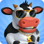 Idle Cow Clicker Games: Idle Tycoon Games Offline  MOD 3.1.4APK