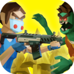 Two Guys & Zombies 3D MOD APK 0.23
