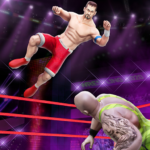Cage Wrestling Games: Ring Fighting Champions  MOD APK 1.1.6