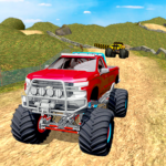 Monster Truck Stunt Driving: Xtreme Racing Games  MOD APK 1.8