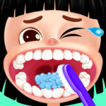 Mouth care doctor – dentist & tongue surgery game  MOD APK 11.0