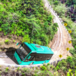 Offroad Mountains Bus Driving Simulator:Coach Game  MOD APK 1.6